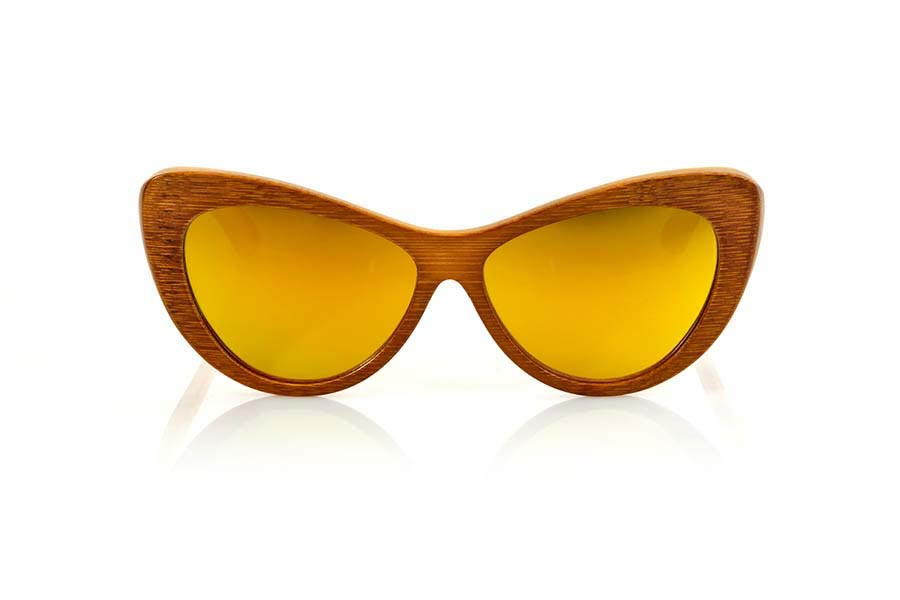 Wood eyewear of Bamboo GOBI | Root Sunglasses®