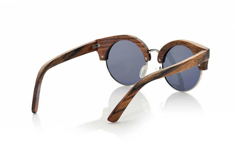 Wood eyewear of Ebony KALAHARI | Root Sunglasses®