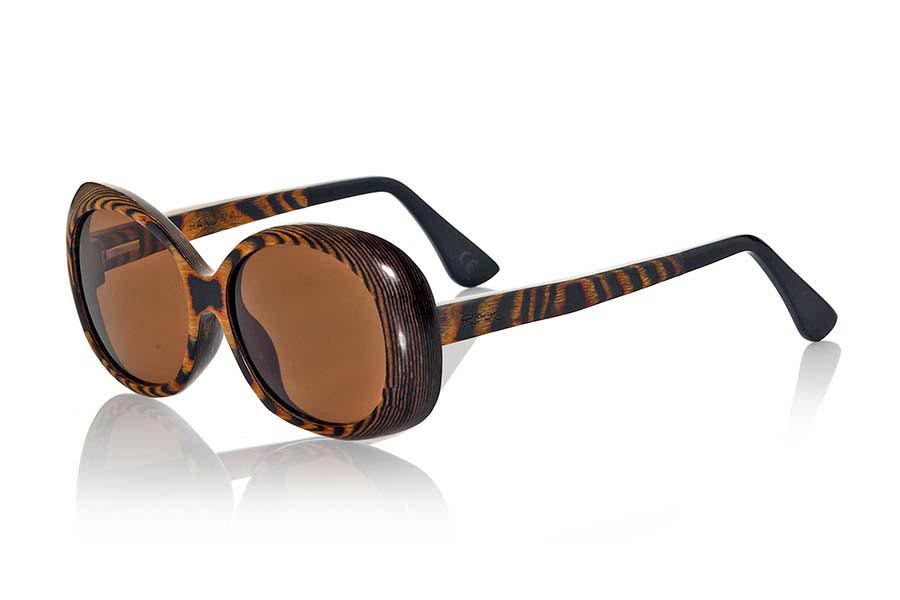 Wood eyewear of Maple KARA | Root Sunglasses®
