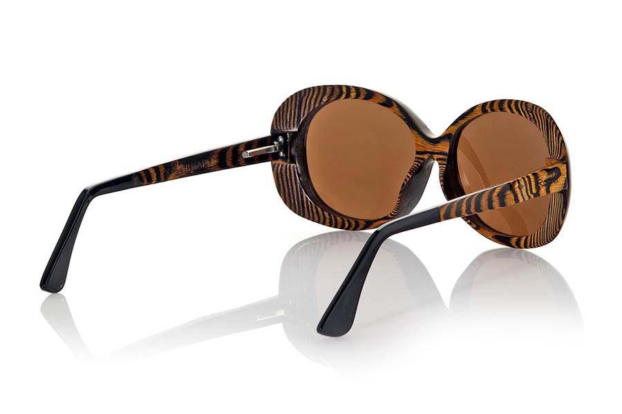 Gafas de Madera Natural de Arce KARA | Root Sunglasses®