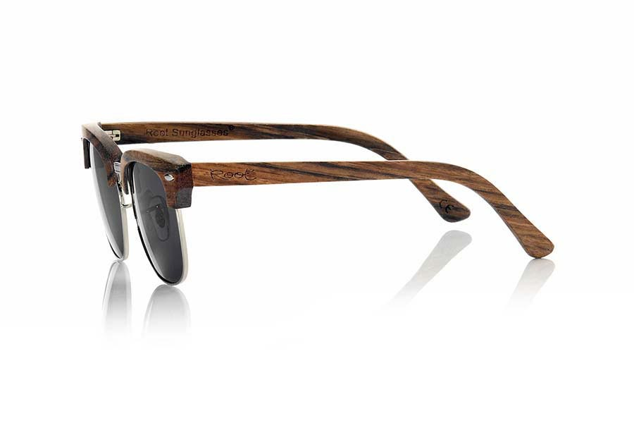 Root Wooden Sunglasses KYZYL
