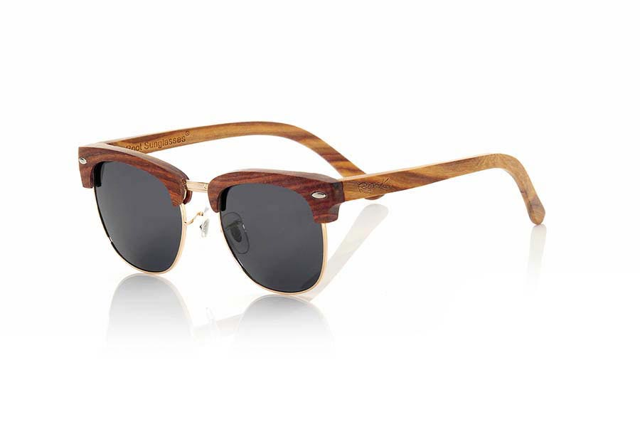 Gafas de Madera Natural de Sándalo DASHT | Root Sunglasses®