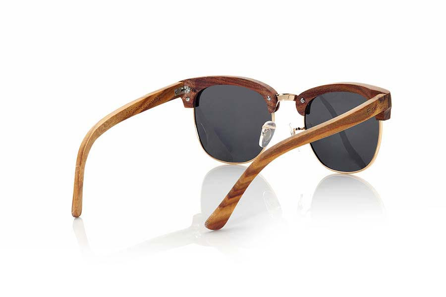Wood eyewear of Sandalwood DASHT | Root Sunglasses®