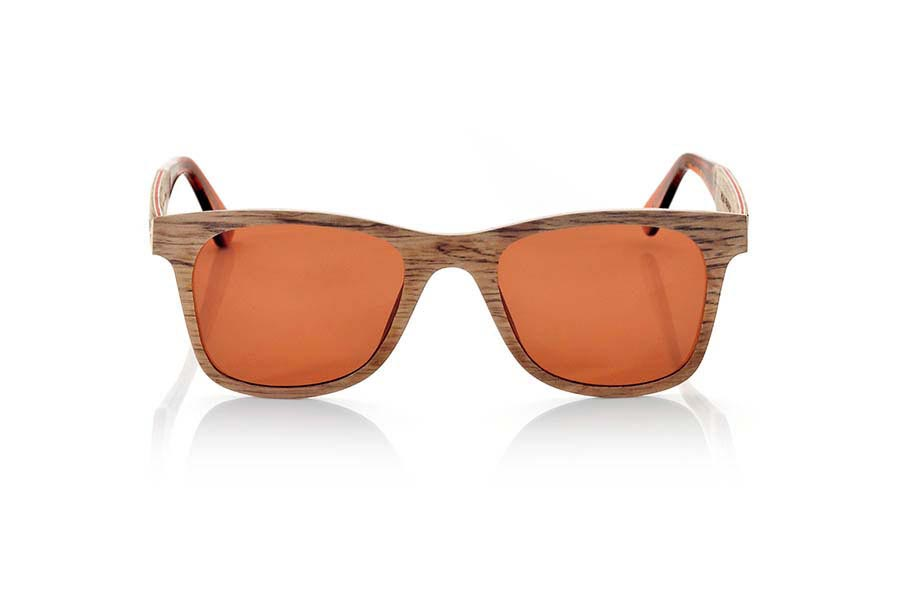 Wood eyewear of Pear PALAU | Root Sunglasses®