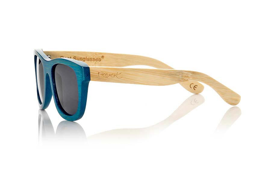 Gafas de Madera Natural de Bambú TROPICBLUE | Root Sunglasses ®