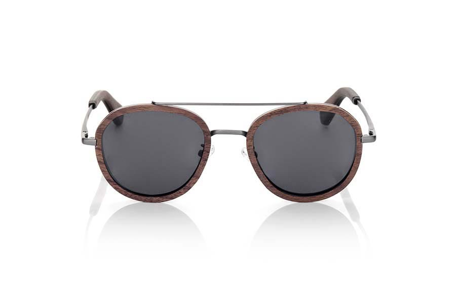 Wood eyewear of  RIFF | Root Sunglasses®
