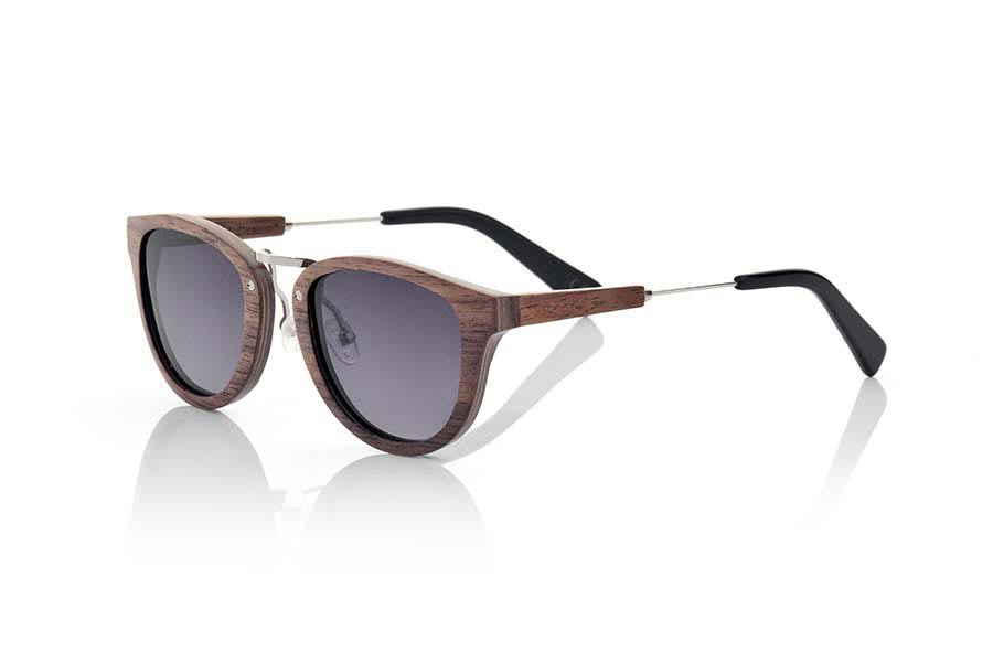 Gafas de Madera Natural de walnut KUSH | Root Sunglasses®