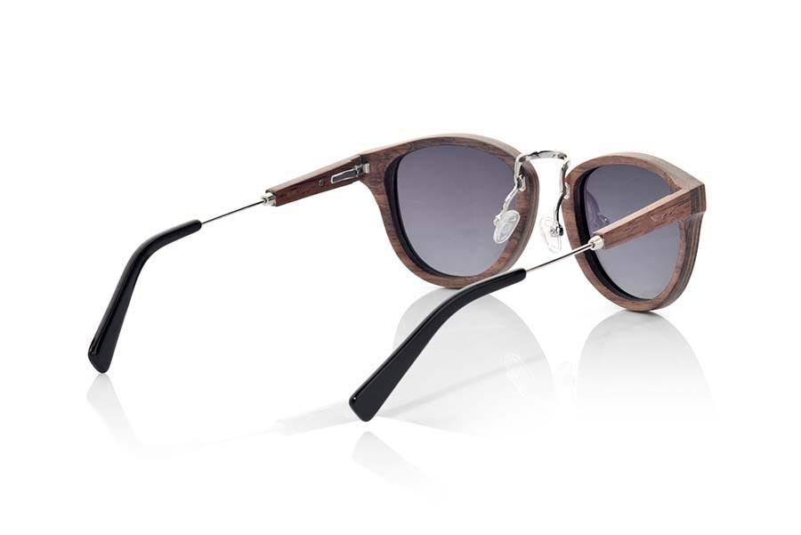 Wood eyewear of walnut KUSH   Root Sunglasses ®