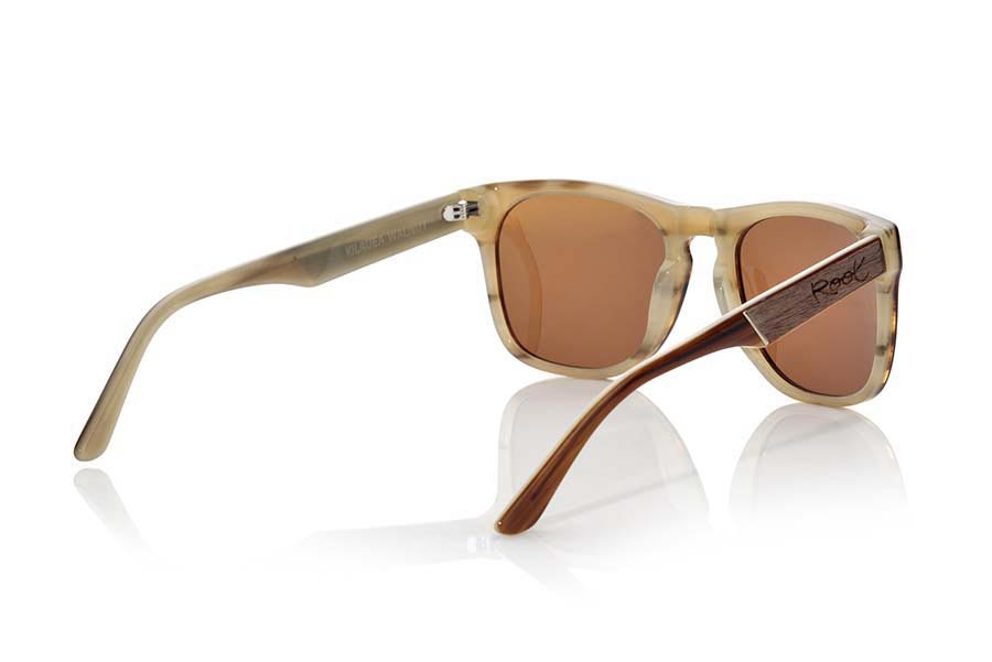 Gafas de Madera Natural de  KILAUEA | Root Sunglasses®