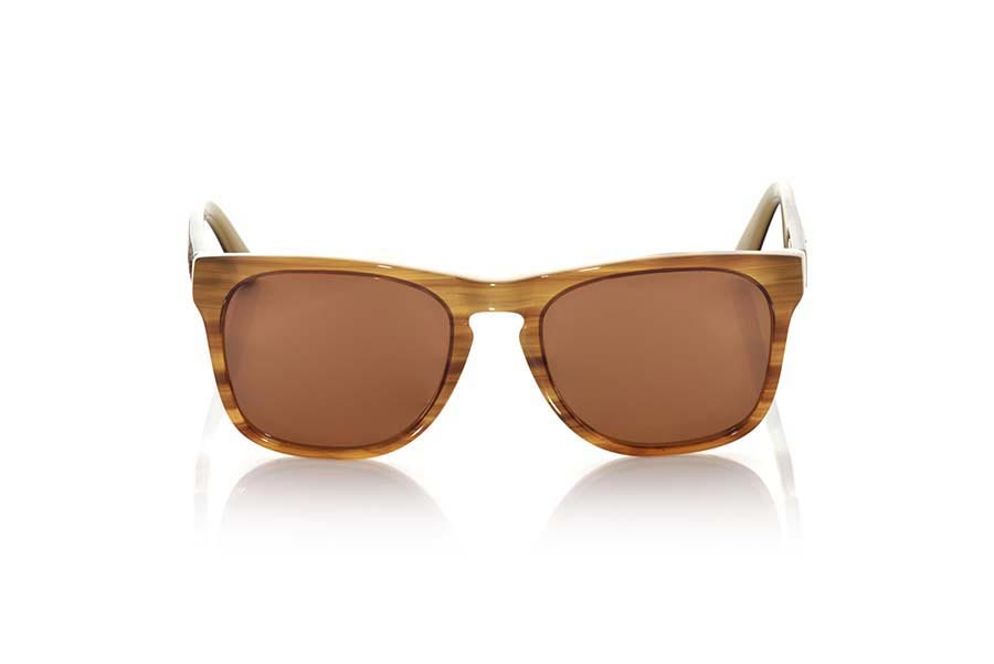 Wood eyewear of  KILAUEA | Root Sunglasses®