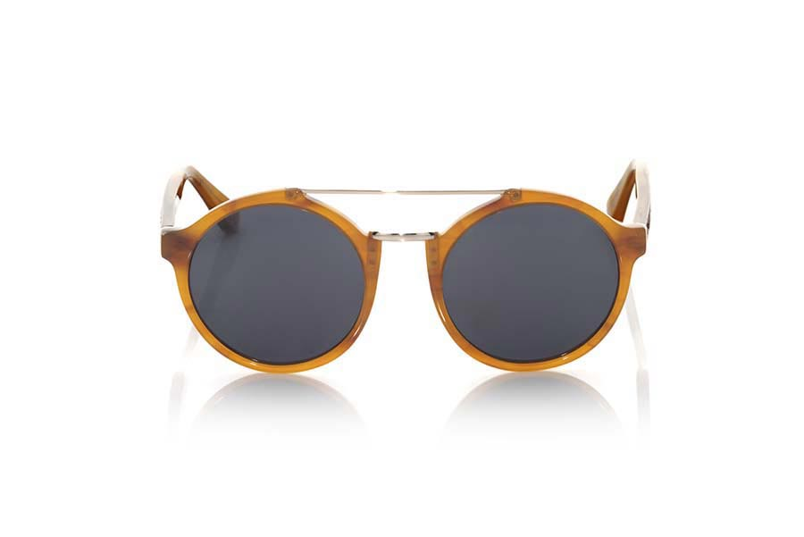 Gafas de Madera Natural de Nogal Negro TAMBORA | Root Sunglasses®