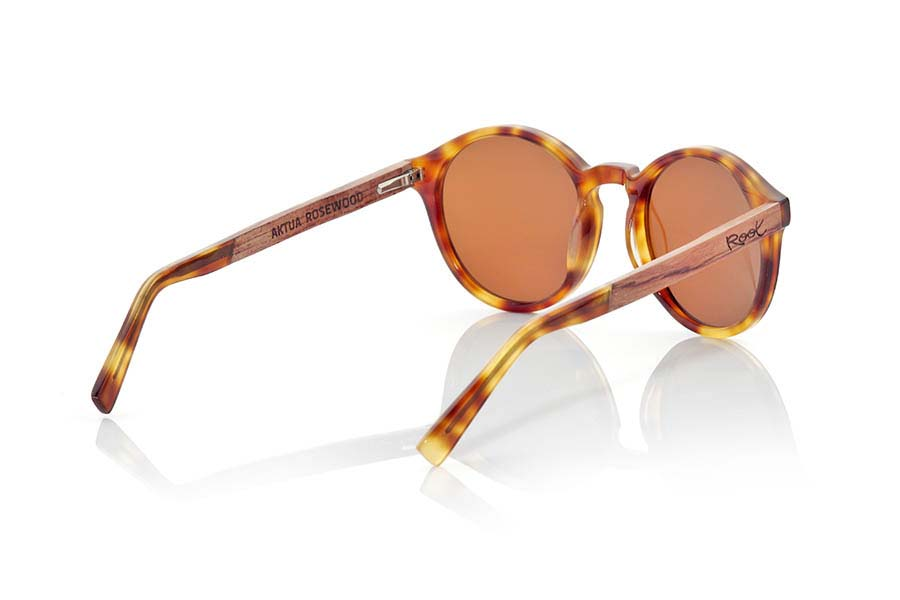Wood eyewear of Rosewood AKTUA | Root Sunglasses®