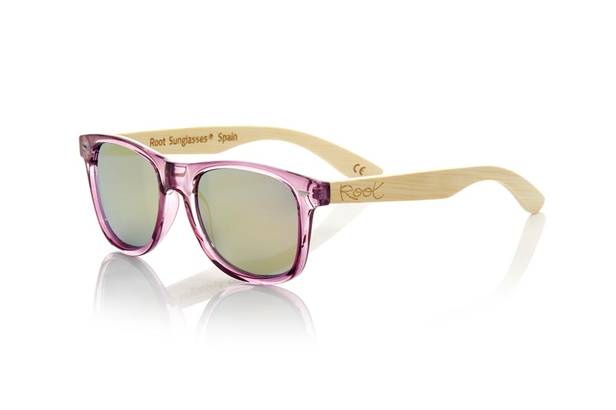 Wood eyewear of  modelo CANDY PUR | Root Sunglasses®