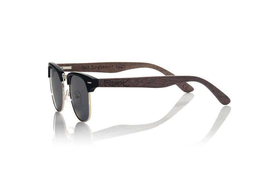 Gafas de Madera Natural de Walnut LOMA.   |  Root Sunglasses®