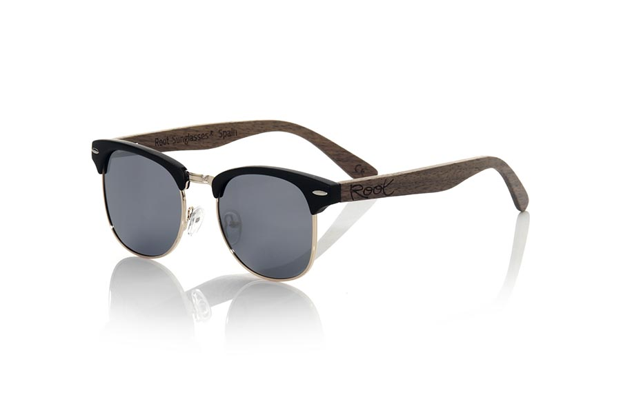 Gafas de Madera Natural de Walnut modelo LOMA | Root Sunglasses®