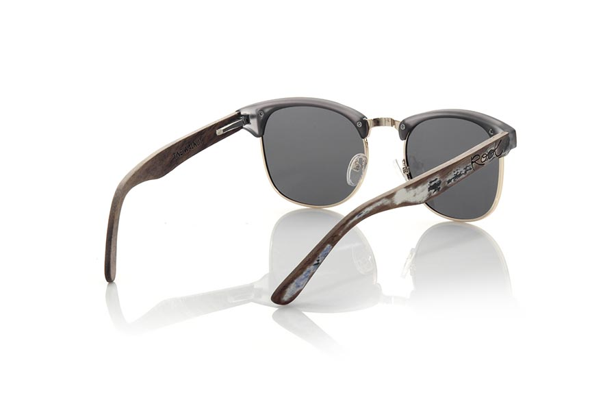 Gafas de Madera Natural de Walnut TINE.   |  Root Sunglasses®