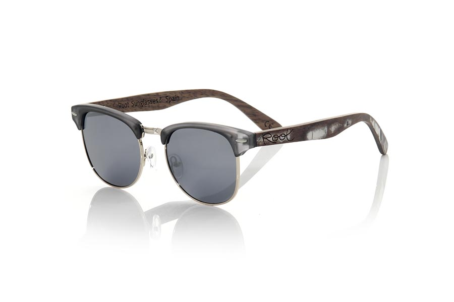 Gafas de Madera Natural de Walnut modelo TINE | Root Sunglasses®