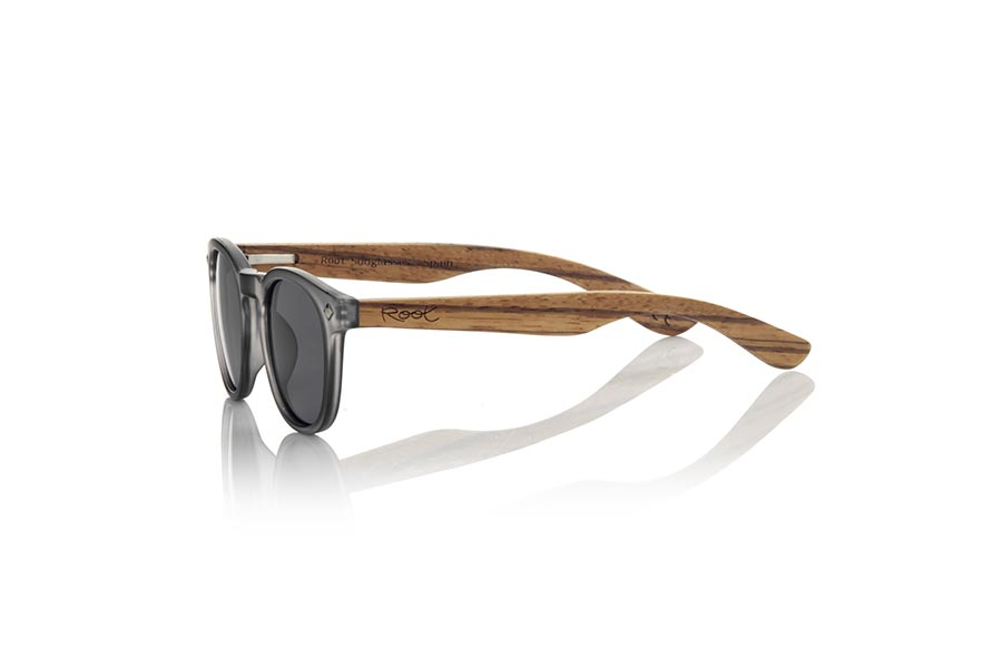 Glasses for children with wooden legs from Zebra natura