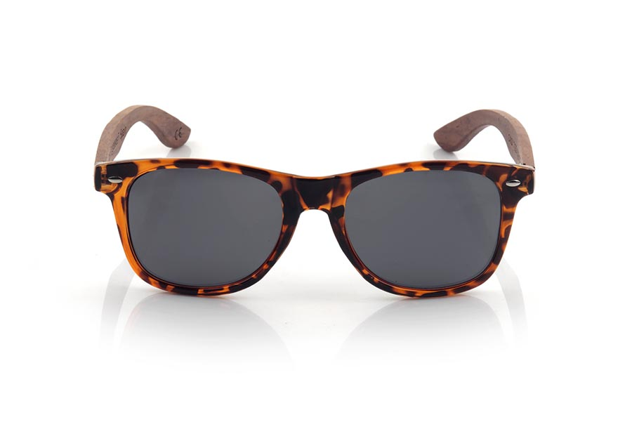Gafas de Madera Natural de rosewood modelo CANDY TIGER DS | Root Sunglasses®