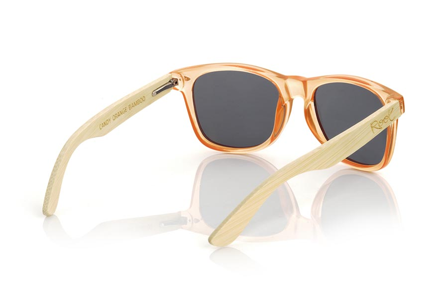 Root Sunglasses & Watches - CANDY ORANGE DS