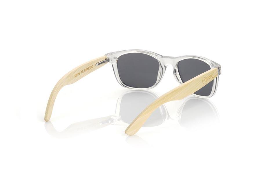 Gafas de Madera Natural de Bambú KID W TR.   |  Root Sunglasses®