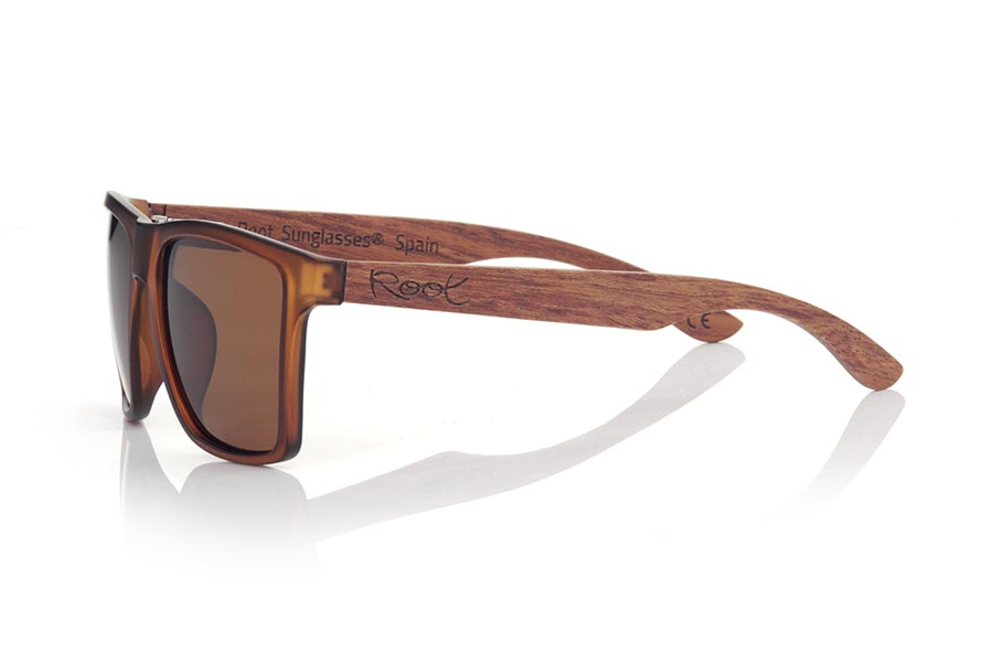 Root Sunglasses & Watches - RUN BROWN DS