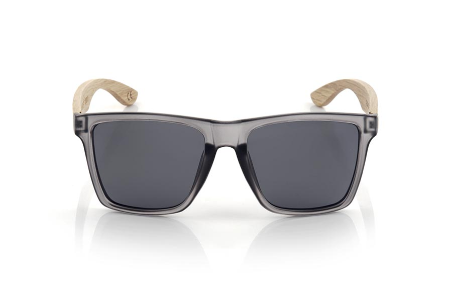 Wood eyewear of zebra modelo RUN GREY DS | Root Sunglasses®