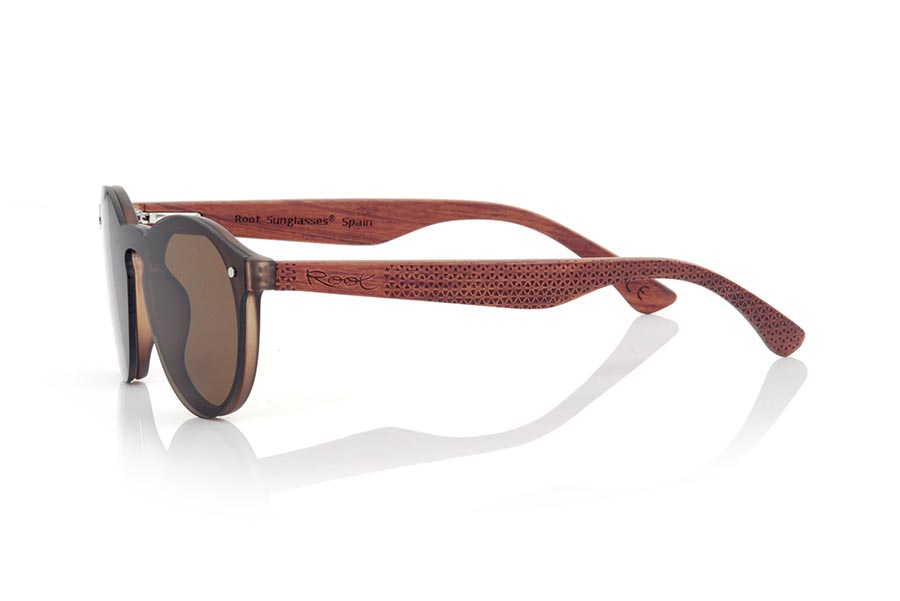Wood eyewear of Rosewood modelo SUN BROWN | Root Sunglasses®