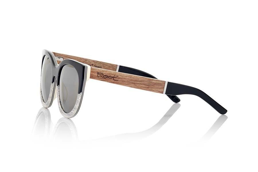 Gafas de Madera Natural de Palisandro TIKAL | Root Sunglasses ®