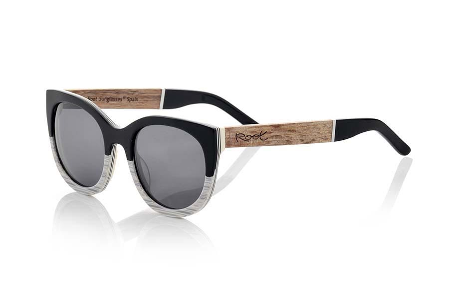 Wooden Sunglasses Root TIKAL