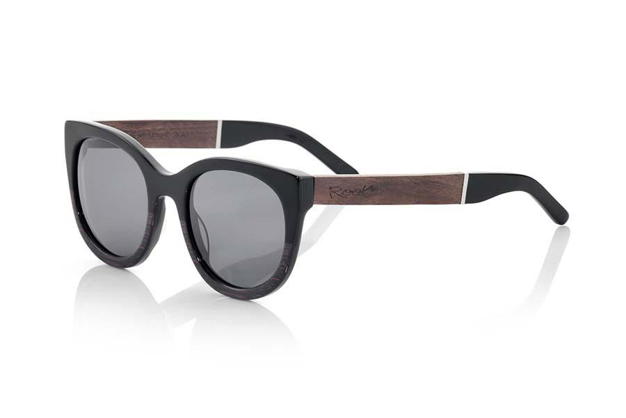 Wood eyewear of Rosewood modelo KRETA | Root Sunglasses®