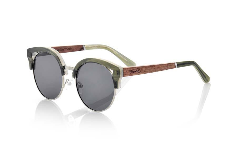 Gafas de Madera Natural de  LEIA | Root Sunglasses®