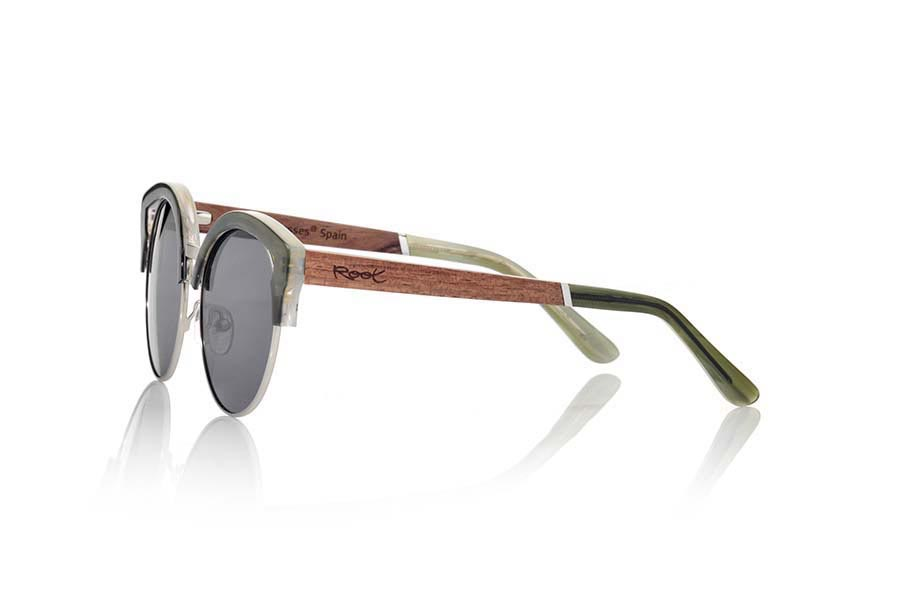 Gafas de Madera Natural de  LEIA | Root Sunglasses ®