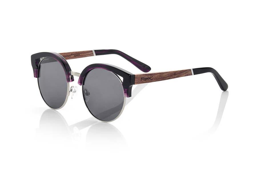 Wood eyewear of Rosewood modelo ARYA | Root Sunglasses®
