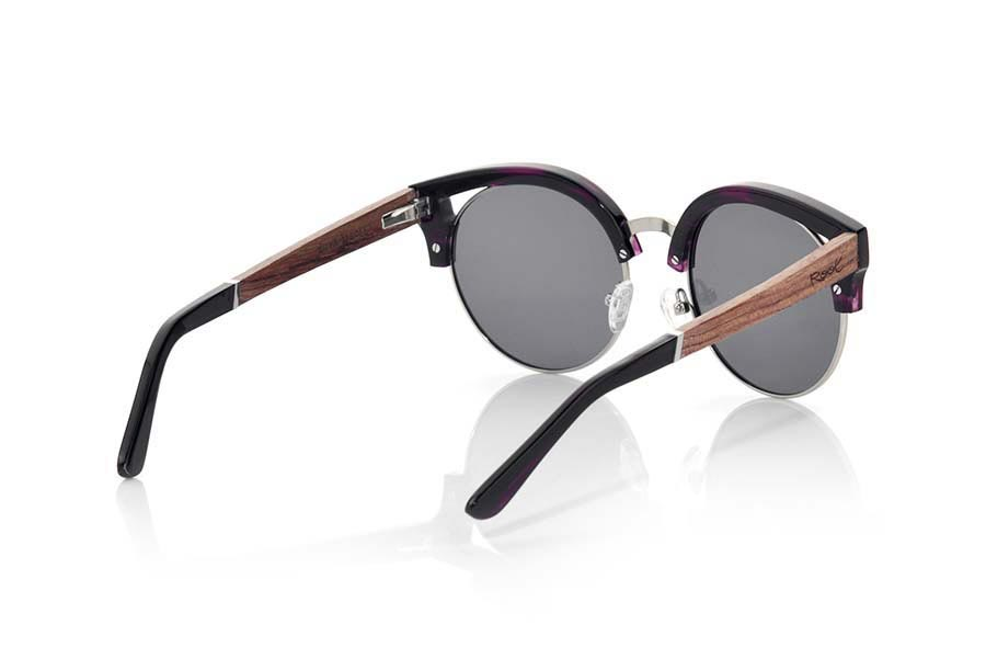 Wood eyewear of Rosewood ARYA | Root Sunglasses®