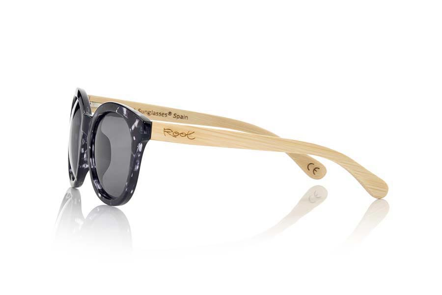 Wood eyewear of Bamboo modelo SAMSA | Root Sunglasses®