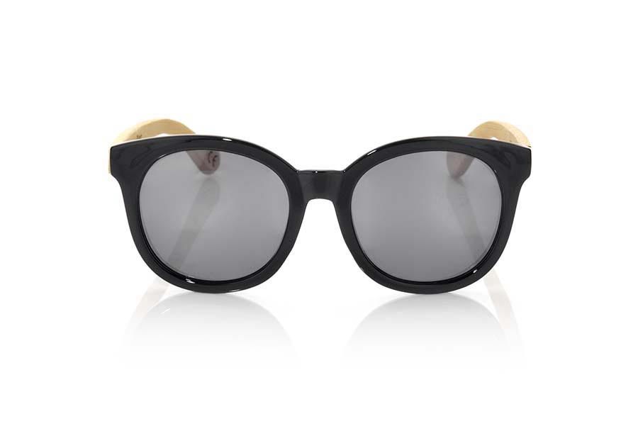 Wood eyewear of Bamboo KIM | Root Sunglasses®