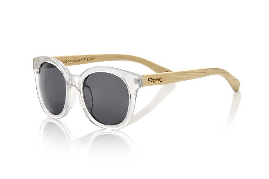 Wood eyewear of Bamboo modelo DRAVEN | Root Sunglasses®
