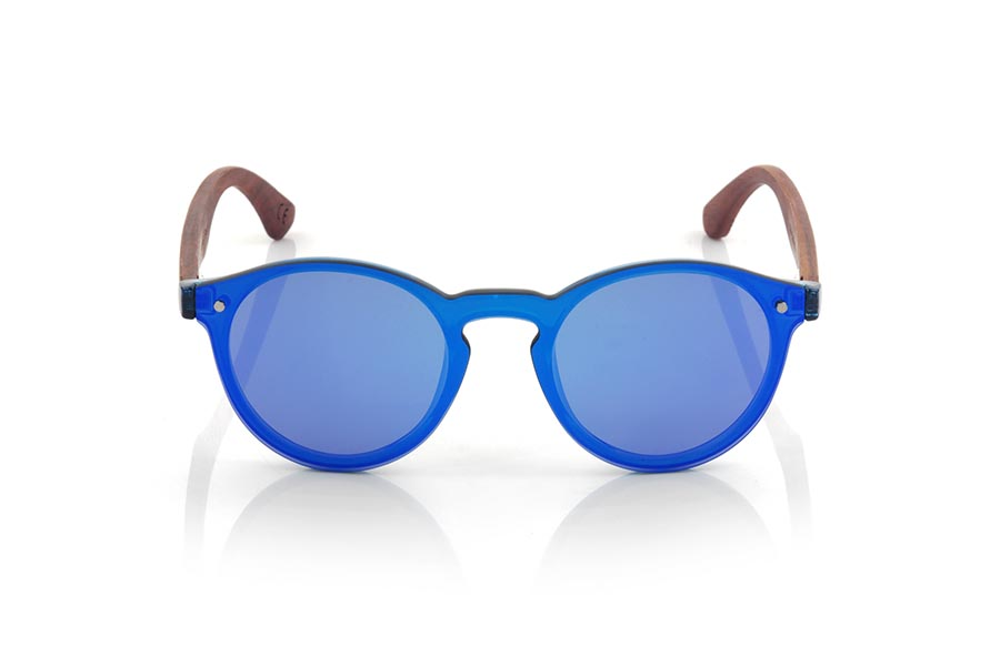 Wood eyewear of ROSEWOOD modelo SUN BLUE | Root Sunglasses®