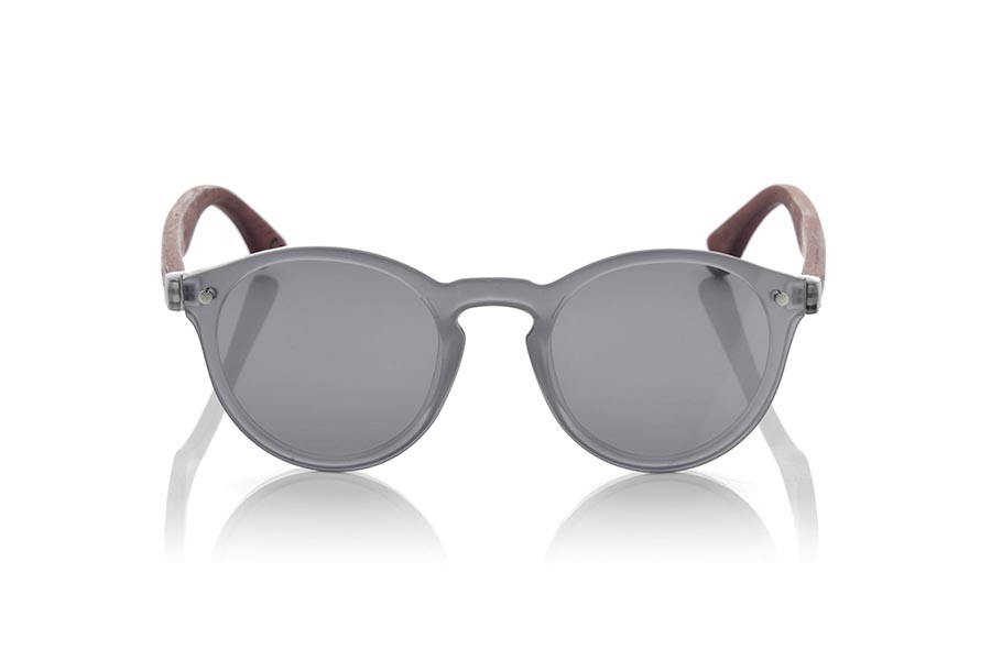 Wood eyewear of Duwood modelo SUN SILVER | Root Sunglasses®