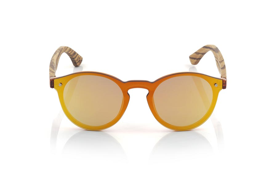 Wood eyewear of  modelo SUN ORANGE | Root Sunglasses®