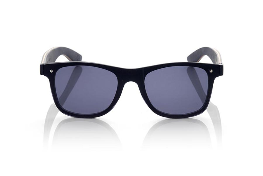 Gafas de Madera Natural de Laminada SKY GREY | Root Sunglasses®