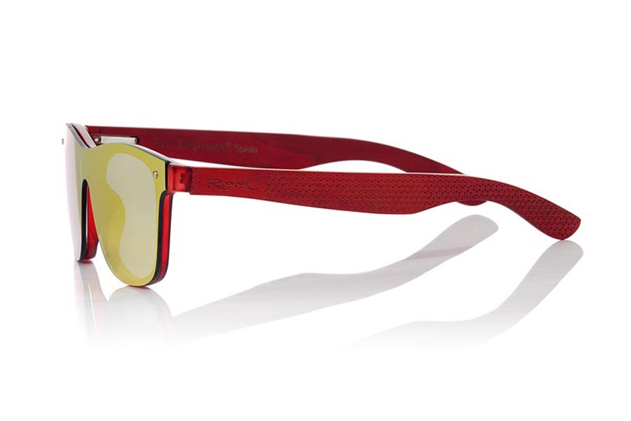 Root Sunglasses & Watches - SKY RED