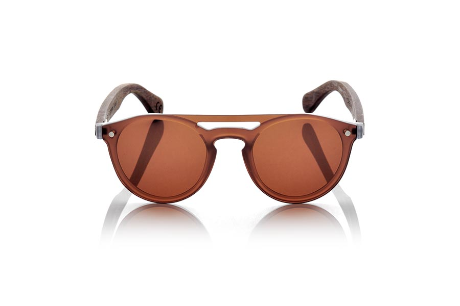 Root Sunglasses & Watches - SAMBA BROWN