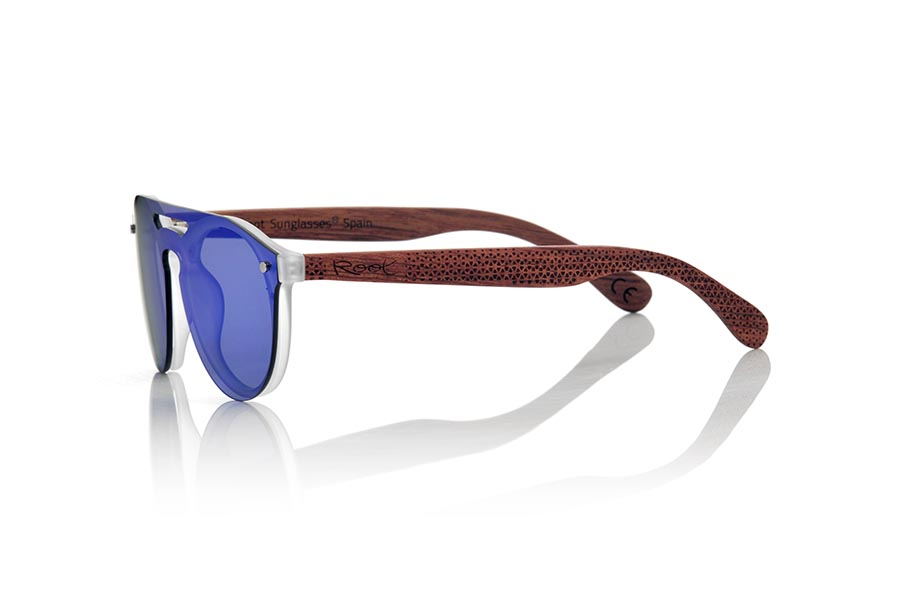 Root Wooden Sunglasses SAMBA BLUE