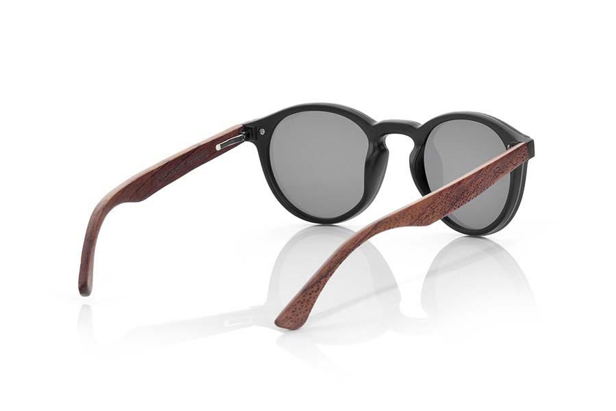 Gafas de Madera Natural de Palisandro SUN BLACK | Root Sunglasses®