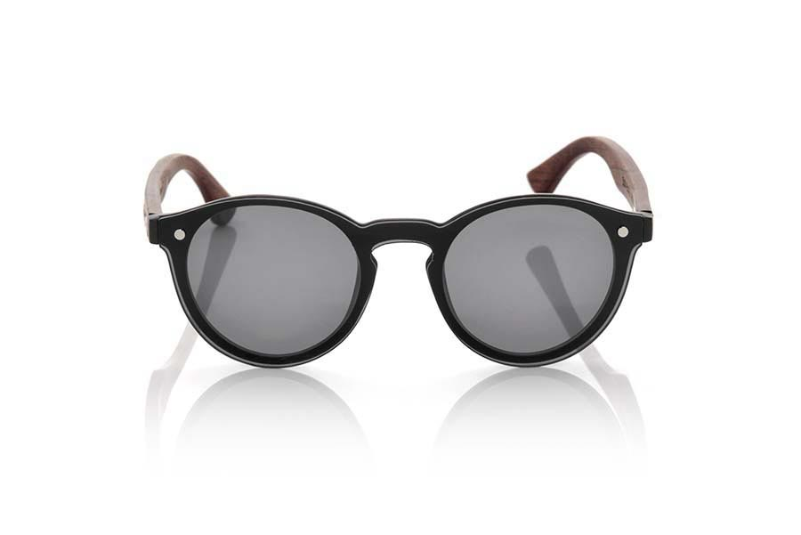 Wood eyewear of Rosewood modelo SUN BLACK | Root Sunglasses®
