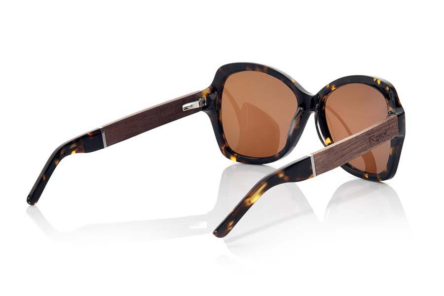 Gafas de Madera Natural de Palisandro KENYA MIX | Root Sunglasses®