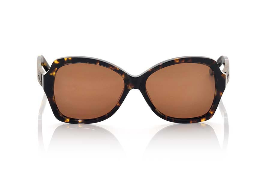 Wood eyewear of Rosewood KENYA MIX | Root Sunglasses®