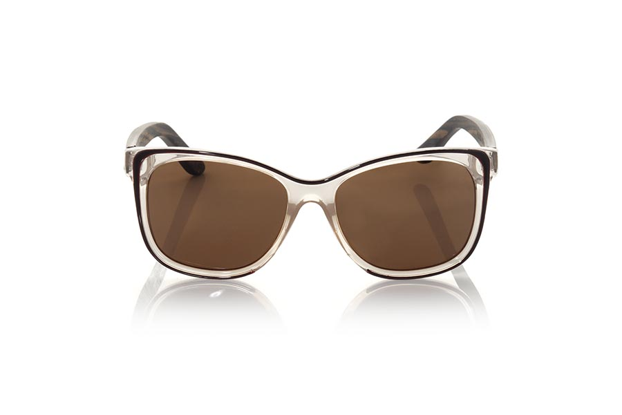 Wood eyewear of Rosewood PALOMA | Root Sunglasses®
